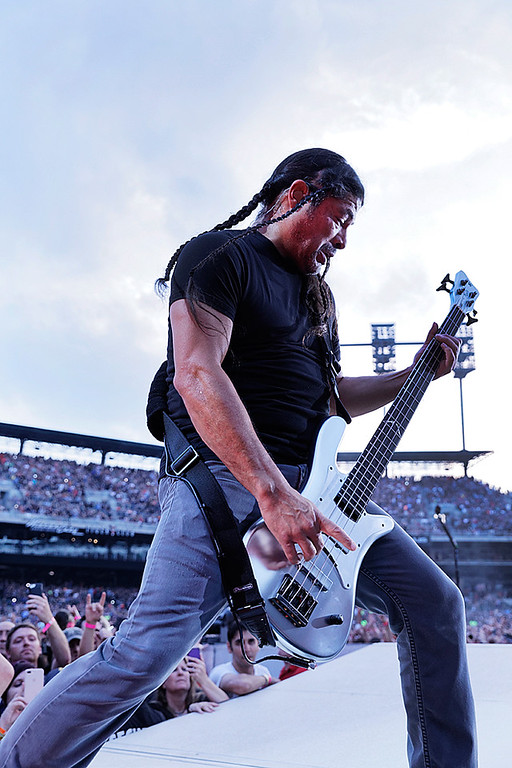 . Metallica,  live at Comerica Park in Detroit, Michigan on 7-12-2017., Ken Settle, Photo Credit: Ken Settle
