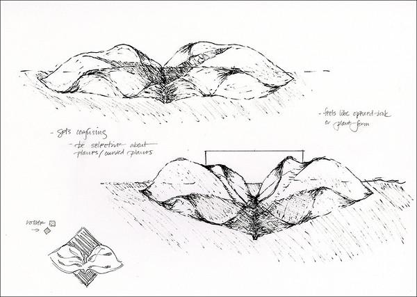 Imaginary Botanicals: Botanical Study 4