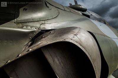 Harrier Nozzle