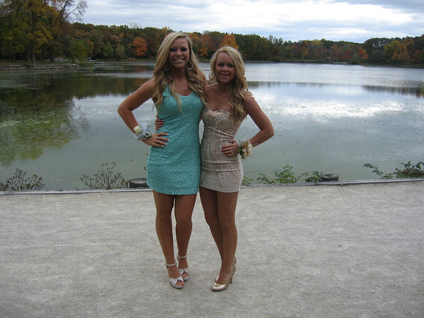Metea Junior and Freshman Homecoming 2012