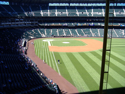 Mariners Game with MeteorComm