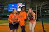 Houston Methodist Willowbrook Hospital Employee Baseball opening day party 6 April 2015.
