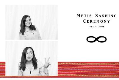 Metis Sashing 2018