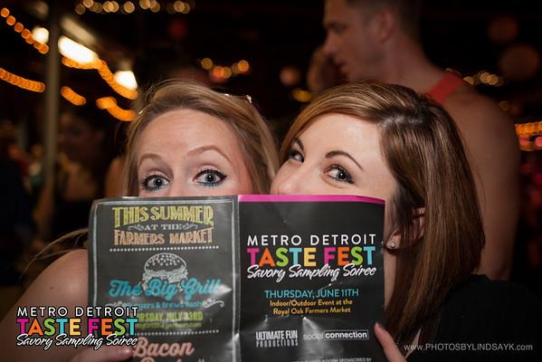 Metro Detroit Taste Fest 2015