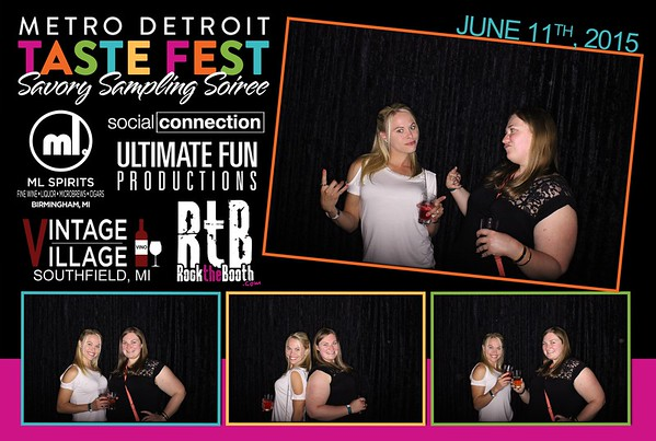Rock the Booth ~ Photo Booth
