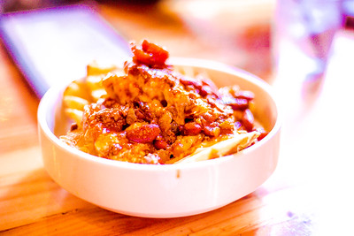 Slow's Chili Cheese Fries