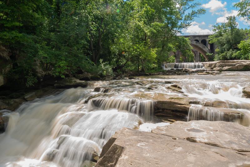 The Berea Falls