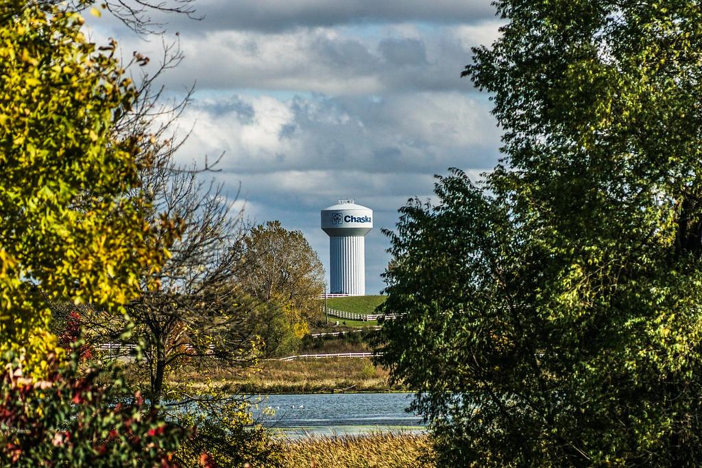 Chaska water tower #1