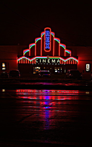 Rex Theater, Chaska #1