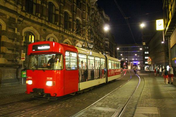 Bremen trams - heritage