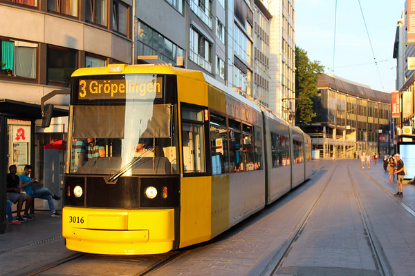 Bremen trams