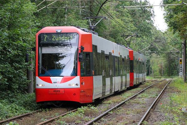 Westhoven Kölner Str.