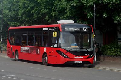DEL2253, LK66FSO, Metroline, Hounslow Town Centre