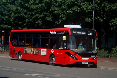 DEL2263, LK66FTD, Metroline, Hounslow Town Centre