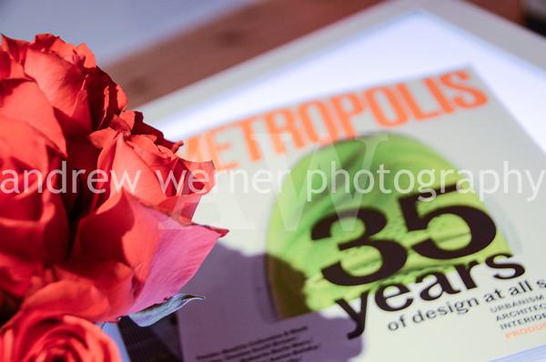Metropolis Magazine 35th Anniversary Party 7.20.16