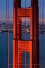 Glow of the North Tower - Golden Gate Bridge