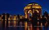 Palace of Fine Arts Reflection