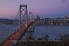 Bay Bridge Sun Cars Streaming