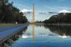 Classic Washington Monument Reflection