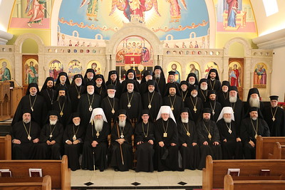 Assembly of Canonical Orthodox Bishops Liturgy