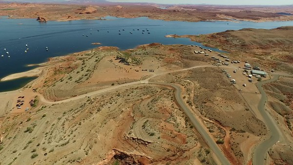 Hall's Ferry on Lake Powell 1