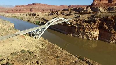 1B Leaving Hite Crossing Bridge