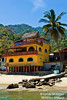 Yelapa, Mexico, is only accessible by boat.