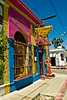 Colorful artist colony: San Jose del Cabo.