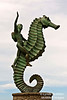 El Caballito de Mar: The sea horse is the symbol of Puerto Vallarta.