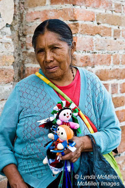 The Rag Doll Lady, an iconic doll maker in Puerto Vallarta.