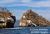 Los Arcos National Preserve, Puerto Vallarta.  A sanctuary and breeding ground for pelicans.