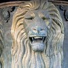 12 Mar 1996, Leon, Mexico --- Relief Sculpture on Fuente de los Leones --- Image by © Danny Lehman/CORBIS