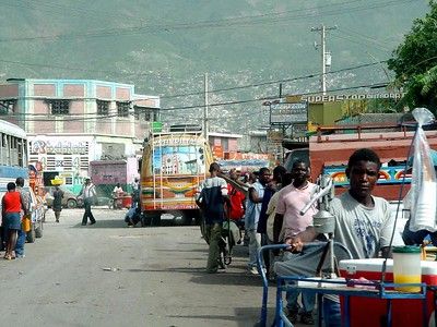 Port Au Prince, Haiti-NOT MINE (not very pleasant)