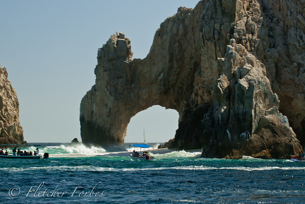 Leaving Cabo San Lucas on the Solmar V
