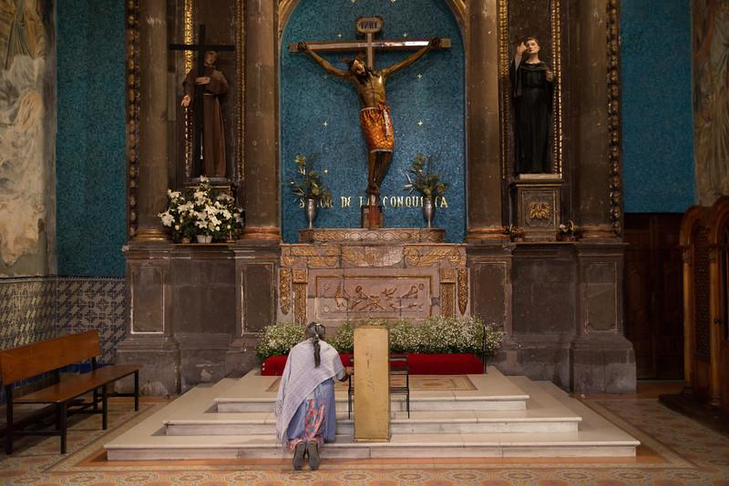 Altar of the Parroguia