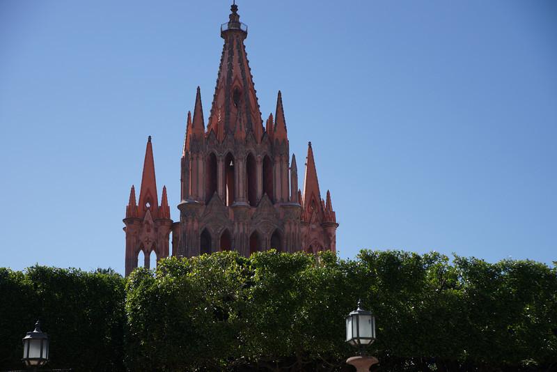 San Miguel Parroguia