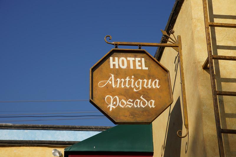 Our Hotel in Cuernavaca