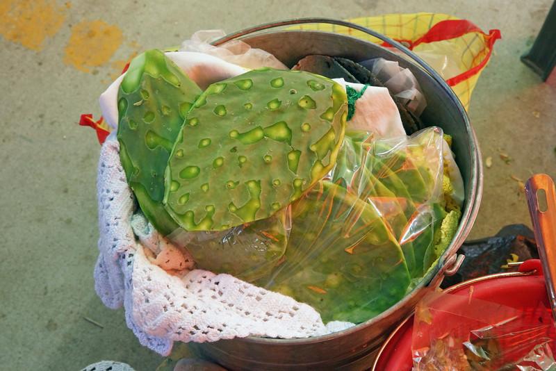 The Tuesday Market (La Tianguis)