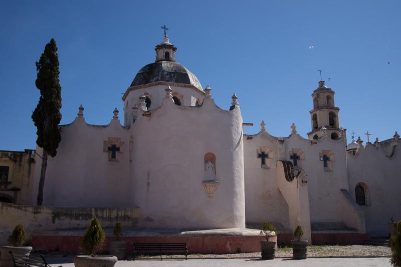 Sanctuary at Atotonilco