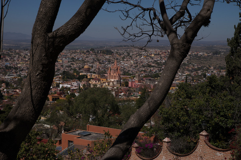 San Miguel from the Scenic Overlook
