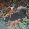 Diego Rivera mural at the Palace of Herman Cortes