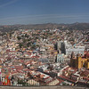 Guanajuato from Scenic Viewpoint
