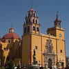 Church of San Diego  in Guanajuato