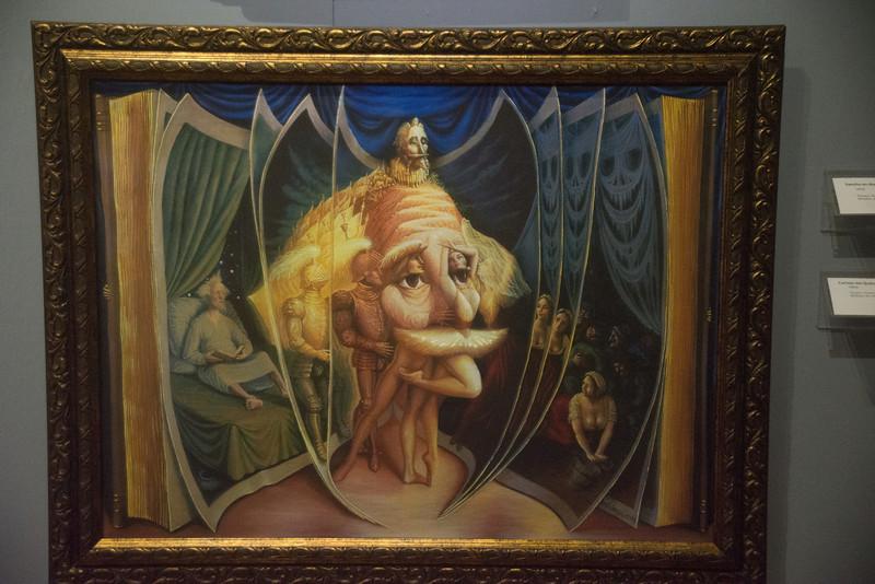 Metamorphoses Painting by Davio Campo