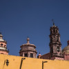 Church Steeples of San Miguel