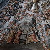 Bible Stories Painted on the Church Ceiling - called the Sistine Chapel of Mexico