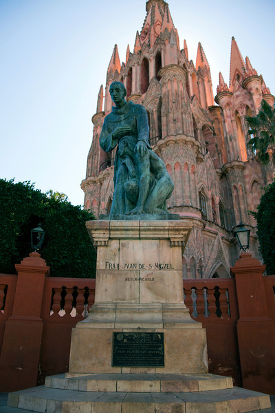 Friar de San Miguel -