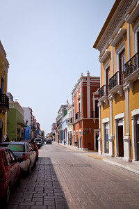Campeche street
