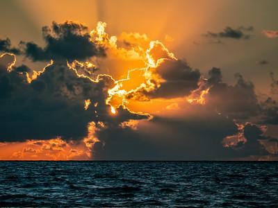 Riviera Maya Sunrise