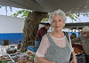 Jean at the Ajijic Market, Ajijic, Lake Chapala, Mexico